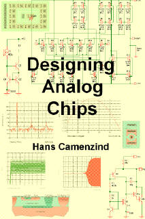 Designing Analog Chips by Hans Camenzind